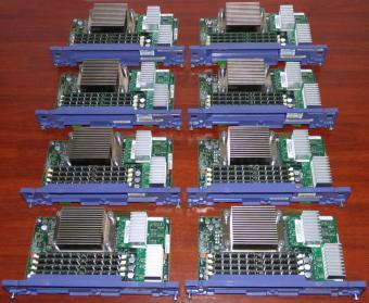 8x Sun Fire V440 CPU-Boards inkl. 4GB DDR-RAM, 1.28GHz CPU, Memory-Modules Assembly(4x 1GB DIMMs) X7416A 501-6533