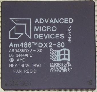 AMD Am486-DX2 80
