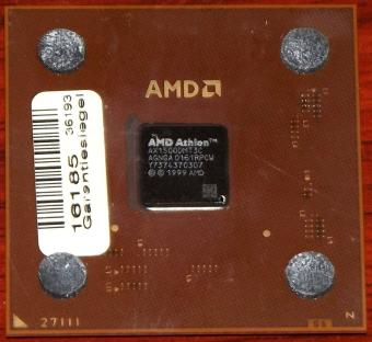 AMD Athlon AX1500DMT3C CPU 1999