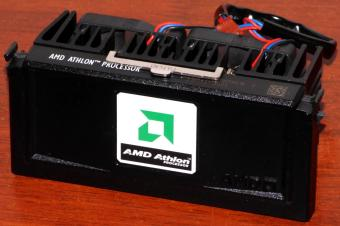 AMD Athlon K7 Processor 600MHz AMD-K7600MTR51B inkl. 2 Cooler USA 1999