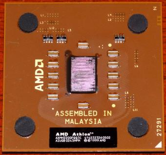 AMD Athlon XP-M 2200+ CPU (K7 Thoroughbred) AXMH2200FQQ3C Socket-A 1999