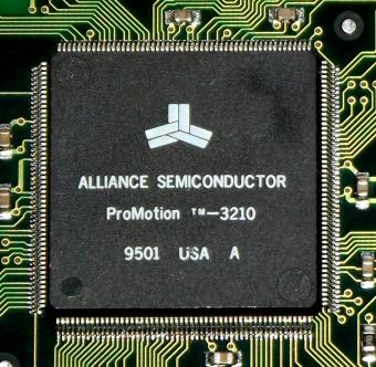Allicance Semiconductor ProMotion 3210