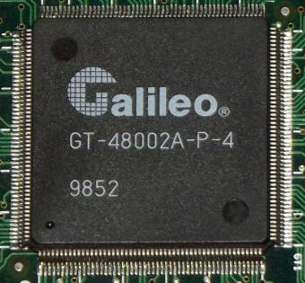 Galileo GT-48002A-P-4 Chip