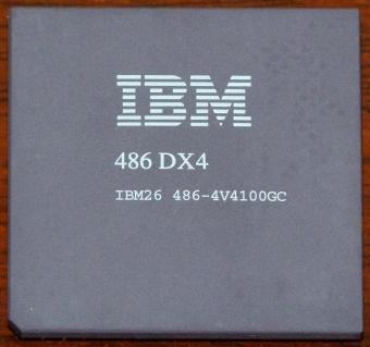 IBM Blue Lightning DX4 10MHz CPU IBM26 486-4V4100GC Cyrix USA 1993