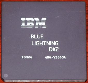 IBM Blue Lightning DX2 486-V266GA CPU