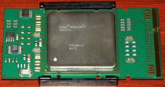 Intel Itanium 2 (Madison) 1,5GHz CPU sSpec: SL6XF, PPGA611, 6MB L3-Cache, 2003