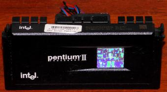Intel Pentium II Processor 233MHz CPU sSpec: SL2HD (Klamath) 80522PX233512 Slot-1 Philippines 1997