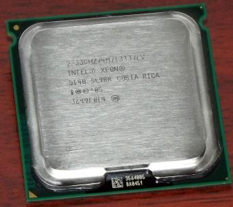 Intel Xeon 5148 - 2.33GHz 4M 1333 LV CPU SL9RR Costa-Rica 2005