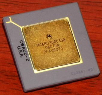 Motorola MC68030RC33B CPU USA