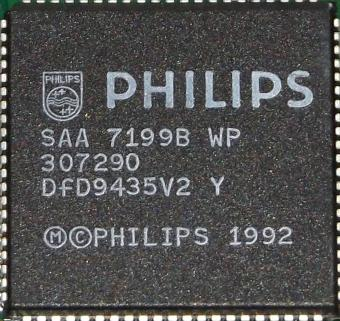 Philips SAA 7199B WP