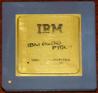 IBM 6x86 P150+ CPU Cyrix USA 1995