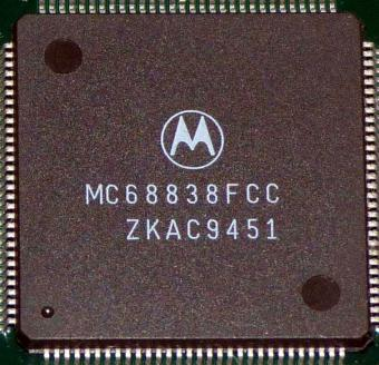 Motorola MC68838FCC