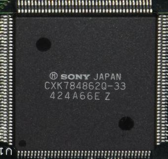 SONY CXK784862Q-33 Kingston Technology