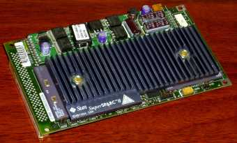 SUN SuperSparc II CPU-Modul