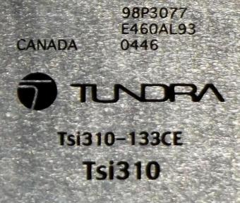 Tundra Semiconductor Tsi310 64-bit PCI-X Bus Bridge