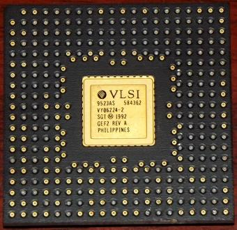 VLSI 9523AS VY06224-2 Silicon Graphics (SGI) MIPS CPU 1992