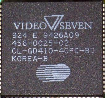 Video Seven V7 924 E 9426A09 CL-GD410 GPU
