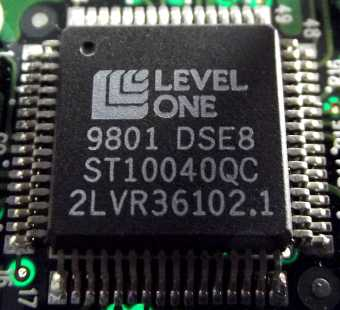 Level One 9801 DSE8