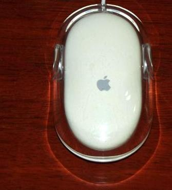 Apple Pro Mouse Model: M5769 weiss