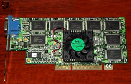Diamond Multimedia Fire GL1 AGP1998