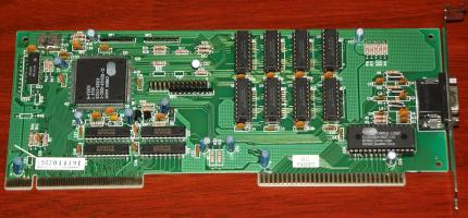 Cirrus Logic CL-GD5424 anno 1995