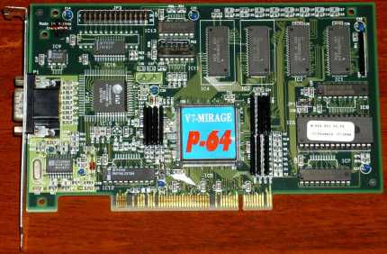 SPEA V7-Mirage P-64 PCI 1994