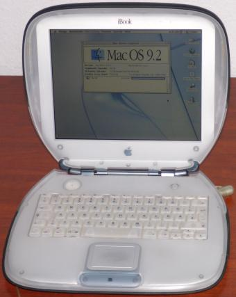 Apple iBook Clamshell 12.1