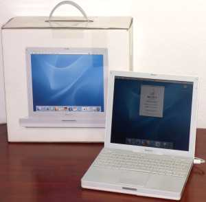 Apple iBook G4 12