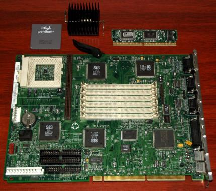 DRIVER FOR AST SIS6205