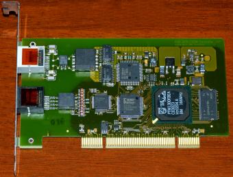 AVM ADSL / ISDN Controller V4F - Philips TriMedia PTM1300FBEA PCI