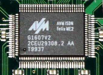 AVM Fritz PCI ISDN Controller