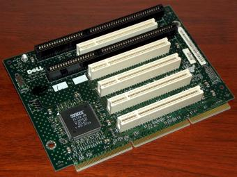 Dell Reiser-Board Digital 21152-AB Chip 1998 PWB-82329