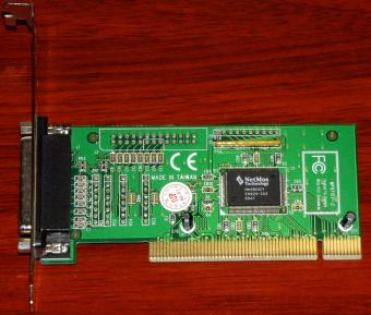 LPT Parallel-Port Karte MP9715P-2 NetMos Technology Nm9805CV PCI 2000