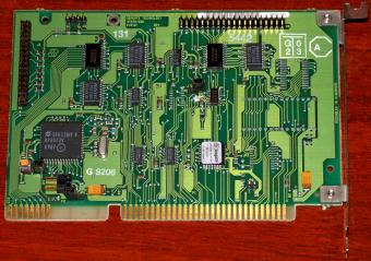 Seagate Technology ST07A/08A 21010 AT Interface Host Adpater IDE HDD & Floppy Controller 40-pin Decoder ISA 1989/91