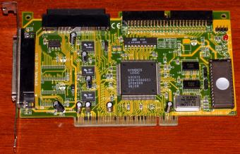 Symbios Logic MAX-875 Ultra-Wide SCSI-Controller 53C875 AMD Bios PCI 1998
