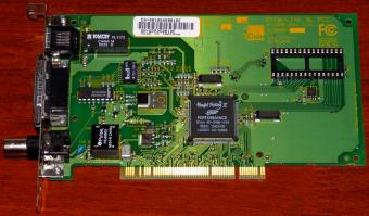 3Com EtherLink XL PCI 3C900B Combo E Link, 10 Mbps, Parallel Tasking II Performance Lucent PCI BNC & LAN Ireland 1998