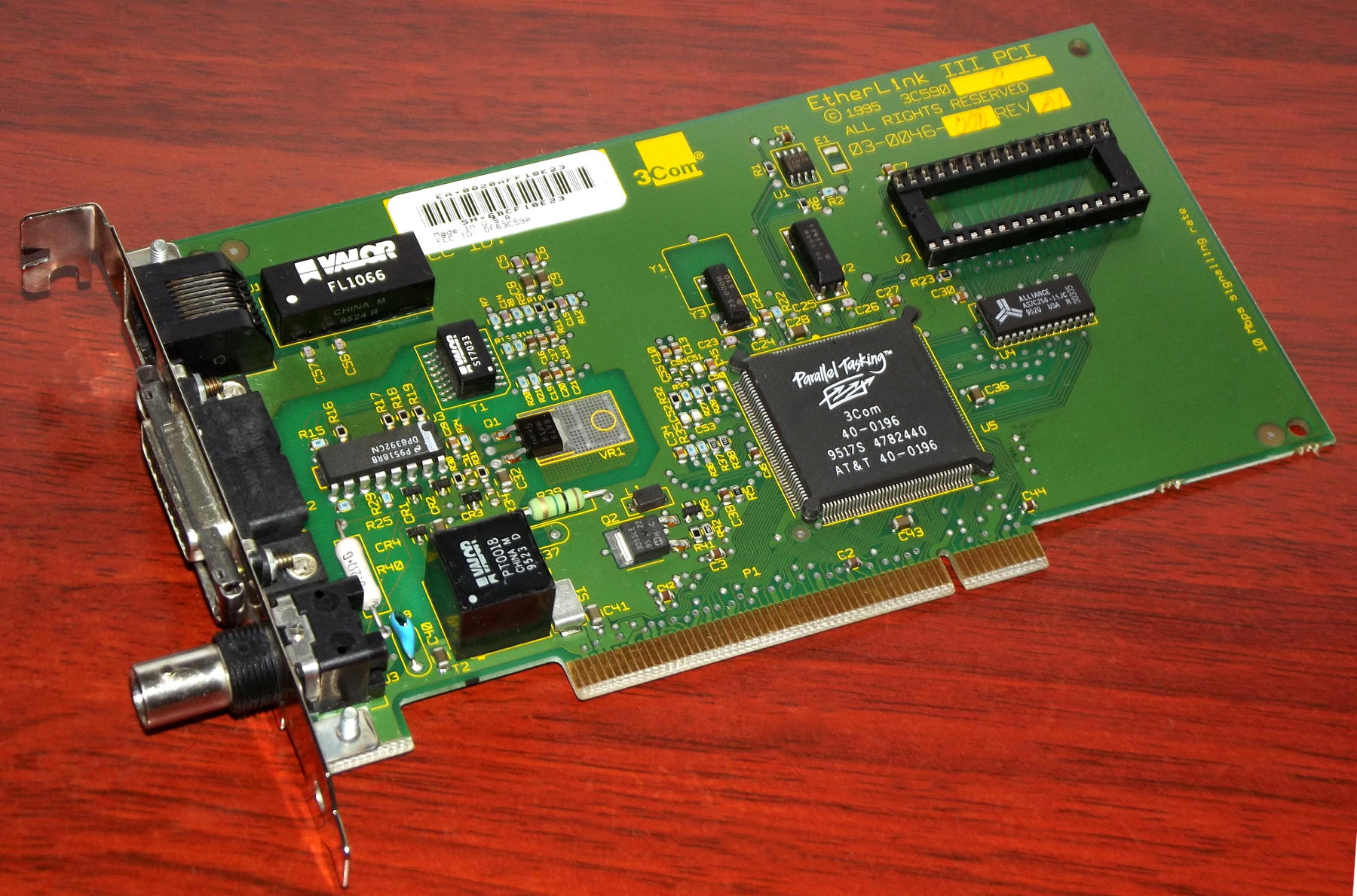 3Com Fast EtherLink 3C90x NIC Driver - TechSpot