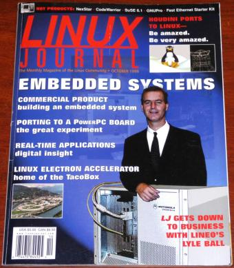 Linux Journal USA October 1999