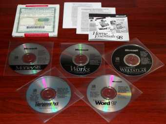 Microsoft Home Essentials 98