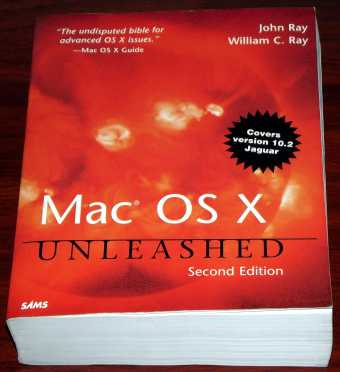 Mac OS X Unleashed - Second Editon SAMS