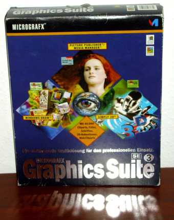 Micrografx Graphics Suite 3