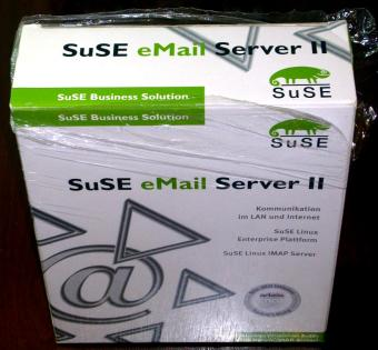 SuSE eMail Server II - Enterprise Plattform Linux