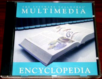 The Software Toolworks - Multimedia Encyclopedia 1992