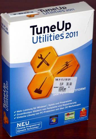 TuneUp Utilities 2011 - für Windows XP & 7