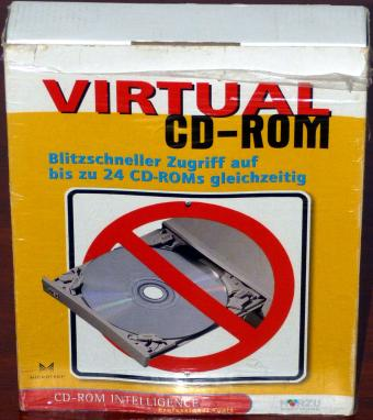 Virtual CD-ROM - Microtest Inc. 1998