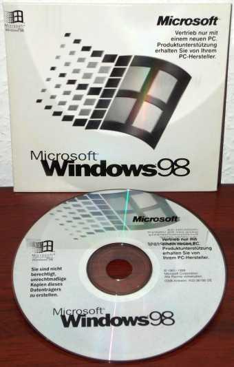 Software & DOS / Windows / OS/2 / Novell / Linux Betriebssysteme
