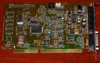 Soundkarten SoundBlaster ISA/PCI @ Computer-Retro de | Vintage by