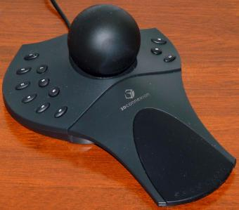 3DConnexion SpaceBall 5000 Model: 5000-FLX serial Logitech Company 2004