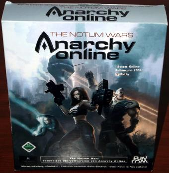 Anarchy Online Funcom/Koch-Media 2001