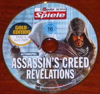 Assassin's Creed Revelations Actionspiel DVD CBS 10/2016